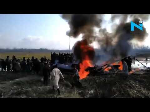 Пакистан збив два військові літаки Індії (відео)