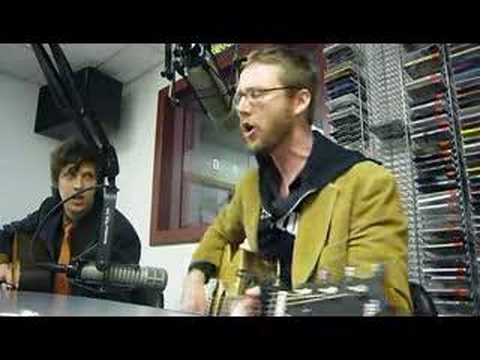 Walkaround - Cory Branan Live on WKNC 88.1 NC State Radio, March 16th, 2007.