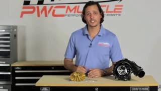 10. Engine Tech ET137 Supercharger Wheel - Presented by PWC Muscle