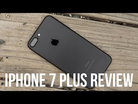 Apple iPhone 7 Plus Video Review