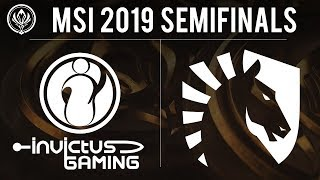 Video Invictus Gaming vs Liquid Game 1 - MSI 2019 Knockout Stage - iG vs TL G1 MP3, 3GP, MP4, WEBM, AVI, FLV Agustus 2019