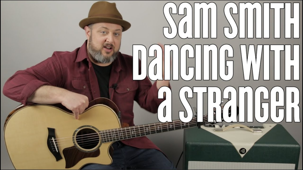 """How to Play """"Dancing With a Stranger"""" (With Normani) On Guitar – Easy Acoustic"""