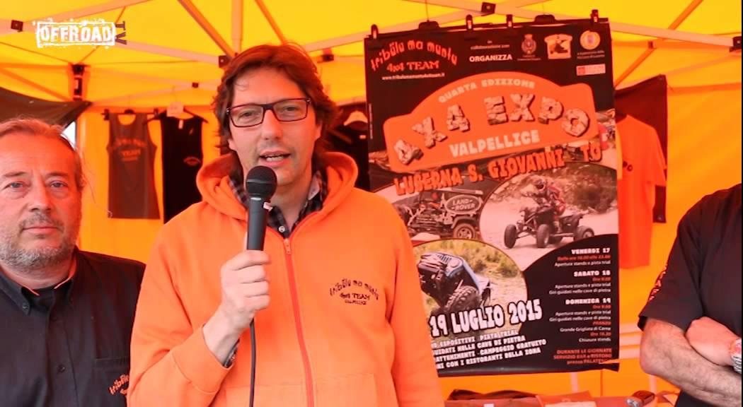 4x4 Expo Valpellice 17-18-19 Luglio 2015