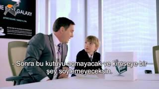 Samsung Galaxy S4 için ilk tanıtım videosu yayınlandı. (Türkçe altyazılı)