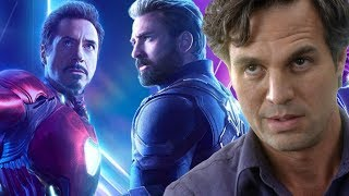 What Mark Ruffalo REALLY Said When He Revealed the Avengers 4 Title