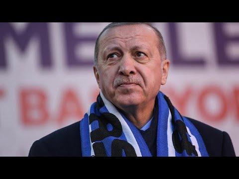 «Χτύπημα» Ερντογάν σε Ιμάμογλου μέσω Άλωσης κι Ελλάδας…