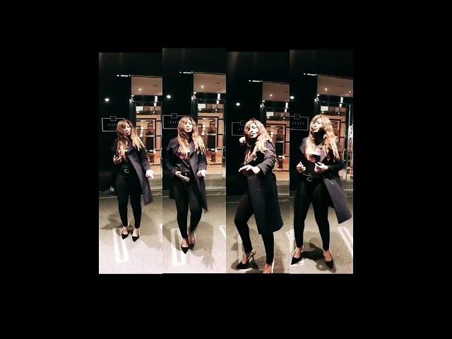 Trending: Actress Genevieve Nnaji  dances Shuku-shuku