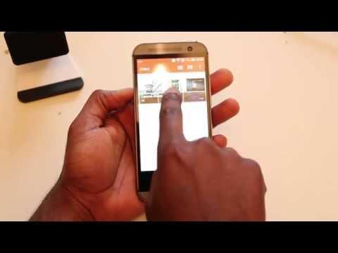 comment prendre un screenshot avec un htc
