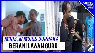 Video Viral..!! Inilah Kisah Murid Durhaka Tantang Guru Berkelahi Di Gresik- NET. JATIM MP3, 3GP, MP4, WEBM, AVI, FLV Februari 2019