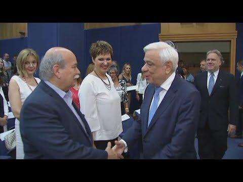 Μόνο μια ισχυρή, ενοποιημένη Ευρώπη μπορεί να διασφαλίσει τη θεσμική και πολιτική συνοχή