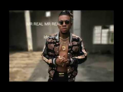 Mr Real - legbegbe lyrics ft Idowest x Obadice
