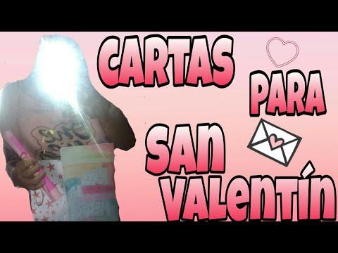 Tarjetas de amor - #sanvalentin #dia#del#amor #amistad.     CARTAS PARA SAN VALENTÍN