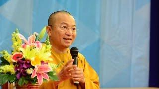Phật hóa gia đình và xã hội (Bản Live Stream) - TT. Thích Nhật Từ - 06-12-2015