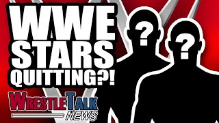 WWE Stars QUITTING For New Promotion To RIVAL Vince McMahon?! | WrestleTalk News Nov. 2018