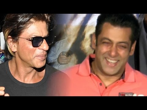 Shah Rukh Is The King Of Bollywood: Salman Khan