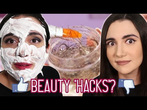 Trying Clickbait Beauty