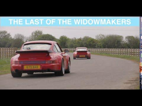 PORSCHE 930 Vs PORSCHE 965 - Battle of the 911 Turbos   Number27 (видео)