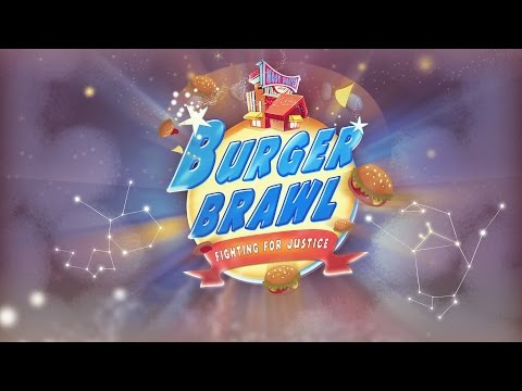 New Exciting and Unique Strategy Game, Burger Brawl, Now Available On The App Store