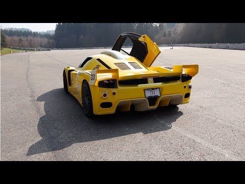 Ferrari Enzo ZXX by Edo Competition
