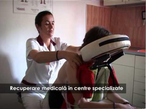Recuperare medicală în centre specializate