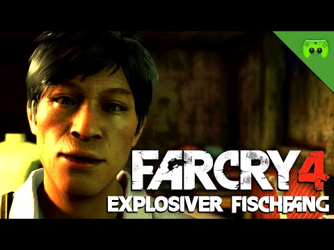 FAR CRY 4 # 9  - Explosiver Fischfang «» Let's Play Far Cry 4 | HD Gameplay