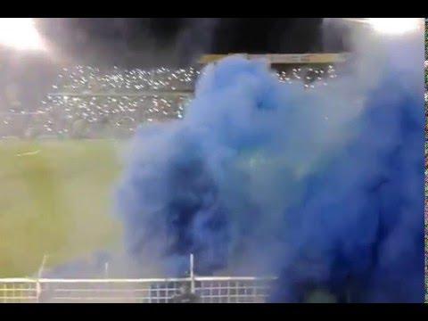 Recibiemiento de Atlético Tucumán vs. Racing Club. - La Inimitable - Atlético Tucumán