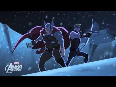Marvel's Avengers Assemble 1.01 (Clip 1)