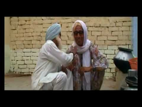 COMEDY MOVIE || Bibbo Bhua da Ladla {Sas da Ladla Part -4} (Best Punjabi Comedy Movie - 2012)