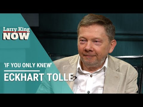 Eckhart Tolle Interview: Getting Personal With Eckhart