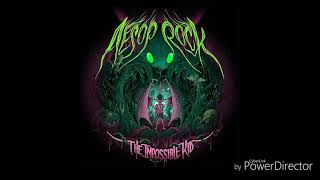 Aesop Rock - Tuff Remix [2019]