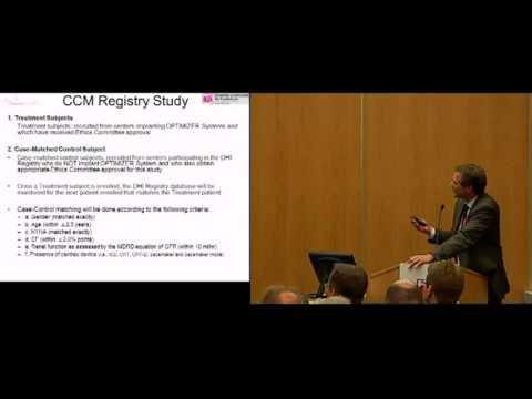 Prof. Lewalter's Vortrag auf dem CCM-Symposium, DGK-Tagung Mannheim 2011