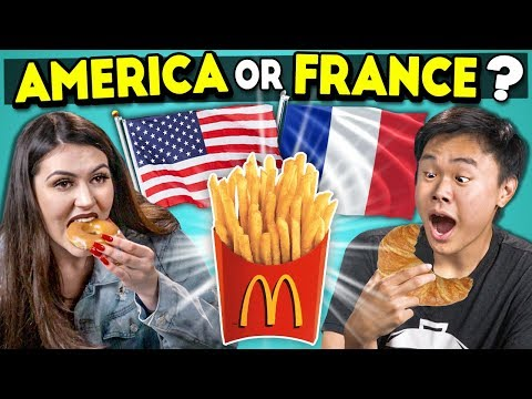 Guess Where These 5 Foods Are From | People Vs. Food