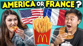 Video Guess Where These 5 Foods Are From | People Vs. Food MP3, 3GP, MP4, WEBM, AVI, FLV Agustus 2019