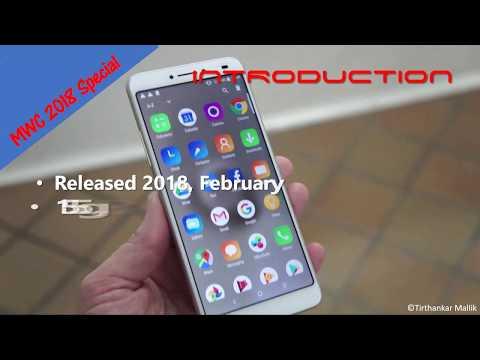 Mobile specifications: Alcatel 3V