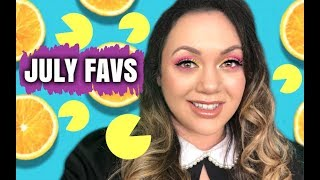 PAC-MAN AND ORANGES! JULY FAVS 2019 by Kat Sketch
