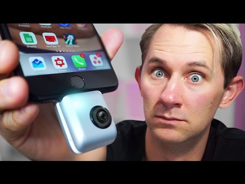This Camera Sees Everything! | DOPE or NOPE?