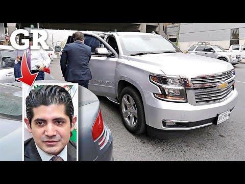 Tiene fiscal electoral camioneta de lujo blindada   Monterrey