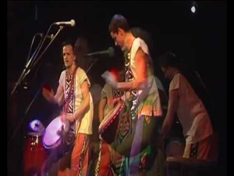 Jamadan – african drum show