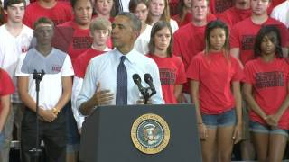 Warrensburg (MO) United States  city photos : President Obama at UCM: The Warrensburg Speech