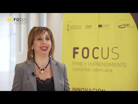 FOCUS Congreso Tech: Entrevista Amparo García Faus de Zeus Smart Visual Data