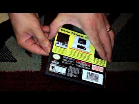 Korg DS-10 Synthesizer Plus Nintendo DS