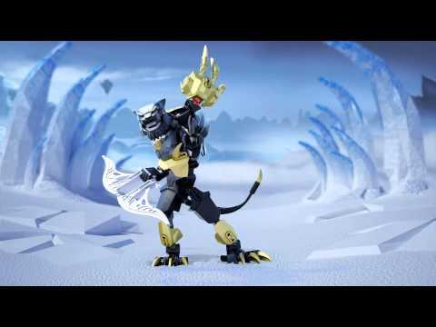 Vidéo LEGO Chima 70208 : CHI Panthar