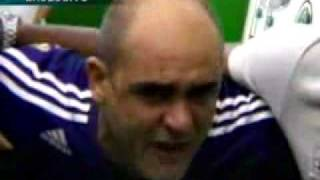 Bastidores - Final Palmeiras x ponte preta - Terceiro Tempo.