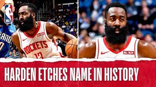 Harden Posts 50+ in INCREDIBLE Back-To-Back Performances! by NBA