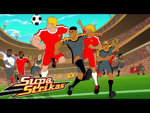 Supa Strikas | Return to the Pirate Tower | Full Episode | Soccer Cartoons for Kids | Football