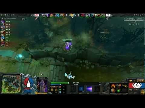 LGD vs iG - G-League Semifinals - Game 2 (BTS)