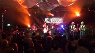 Dub Colossus Dub Band@Musicport 2012-Crazy In Dub