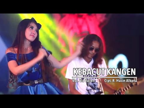 Video Via Vallen - Kebacut Kangen (Official Music Video) download in MP3, 3GP, MP4, WEBM, AVI, FLV January 2017