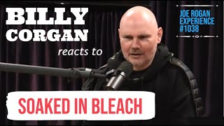 "Billy Corgan reacts to Benjamin Statler's ""Soaked in Bleach"" (Joe Rogan Experience #1038)"