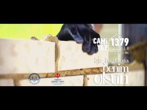 2018 Camiler Tanıtım Filmi ''Bir Tuğlada sen koy''